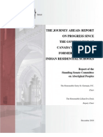 Apology Progress Report