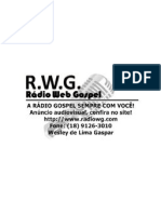 Cartão - RWG