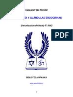 Astrologia y Glandulas Endocrinas Augusta Foss Heindel