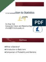 KHTN - Introduction to Statistics