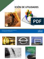 distribucion de utilidades