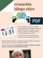 Persuasión y Diálogo Ético