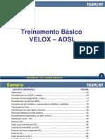 Treinamento básico em ADSL (VELOX)_Atualizado