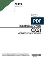 MANUAL-CX21 Usuario Español