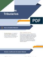 Estatutos tributarios