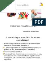 Intervençao pedagogica nee2