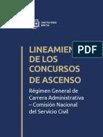 cartilla-029-Lineamientos-de-los-concursos-de-ascenso-en-el-Régimen-General-de-Carrera-Administrativa-CNSC