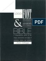 Leslie Cabarga - Logo, Font and Lettering Bible (2004, David & Charles)