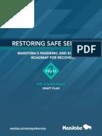 Restoring Safe Services Phase 3