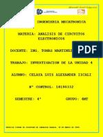 Unidad 4 Analisis de Potencia de Circuitos Monofasicos y Trifasicos