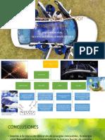 AUTOMOVIL ELECTRICO POR ENERGIA SOLAR