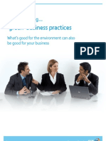 BT Green Business Practices