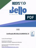 Certificação BRC - Bello Alimentos.pdf