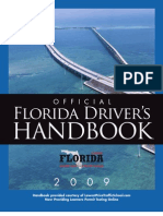 Florida's Driver Handbook 2009