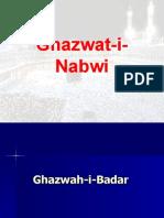 Ghazwat-i-Nabwi.ppt