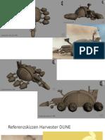 Dune Harvester Bilder