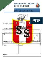 BOLETIN DE ARITMETICA (sexto)