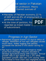 Agricultural sector in Pakistan.ppt