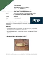 INFORME  Nº 001 TOPOGRAFIA I.doc