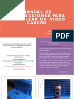 Manual de instrucciones video casero (1)