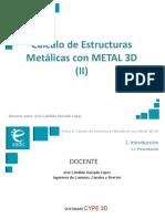 Presentacion_M6T4_Cálculo de estructuras metálicas con METAL 3D (II)