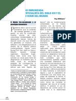 Williams, Roy - La Comunidad inmunizada, el Estado Justicialista del siglo XXI.pdf