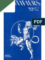 Justifiers RPG 1st Ed