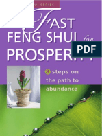 Fast Feng Shui for Prosperity 8 Steps on the Path to Abundance
