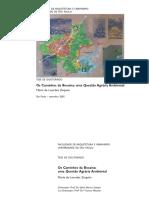 ZUQUIM, Lurdinha. Os caminhos da Bocaina- uma Questão Agrária Ambiental. Tese d Doutorado, 2002..pdf