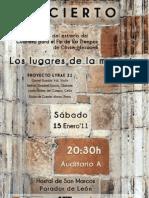 Los lugares de la memoria - Dossier de Prensa