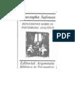 reflexiones psicodrama analitico