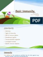 5. Basic Immunity