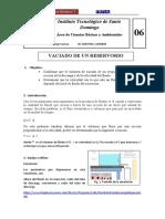 Saúl Ureña y Jorge Cuevas. Práctica 06