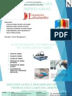 organizacion empresarial LIM