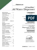 GE Water Dispenser UG