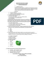 bimestral biologia CICLO 3