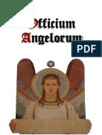 Officium Angelorum Lat - Esp