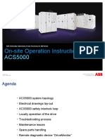 02 Short Instruction for ACS5000 Ver.A3.1