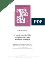 O_MUNDO_SOCIAL_DO_RUIDO