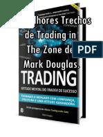 Os Melhores Trechos de Trading in The Zone