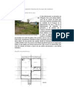 012809 Anexo 7 Descripcion Tecnica de La Casa de Madera