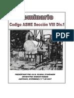 CURSO ASME VIII
