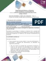 Guia de actividades y Rúbrica de evaluación Paso 2- Exponer las diversas miradas sobre las dinámicas del aprendizaje (1)