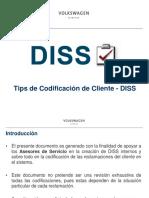 Tips codificaciones cliente