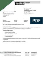 OFERTA 86192517 TECNOLOGIAS AMBIENTALES DE COLOMBIA DE BOGOTA SA ESP