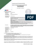 Andes Blockchain SpA AF001T0001546