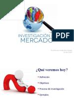 6 Mkt Investigación de Mercado
