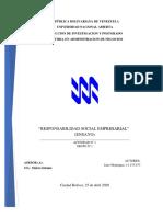 ENSAYO-REPONSABILIDAD SOCIAL EMPRESARIAL, JAIRO H. 11.175.473