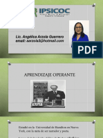 Clase 2.1 modulo I - APRENDIZAJE OPERANTE AMAG 2020.pdf