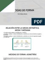 CLASE 8 - MEDIDAS DE FORMA